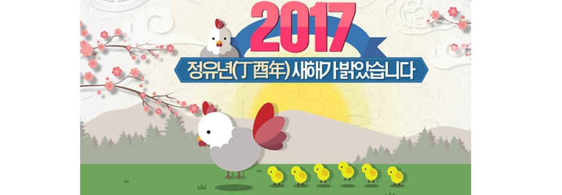2017년 새해